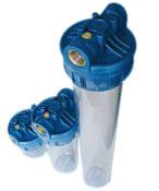 contenedores cartuchos filtrantes