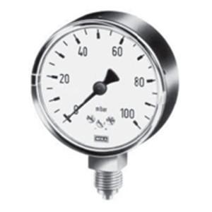 Instrumentación Presión Instrumentación Mecánica para presión Manómetros de cápsula