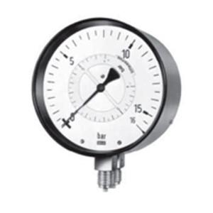 Instrumentación Presión Instrumentación Mecánica para presión Manómetros diferenciales