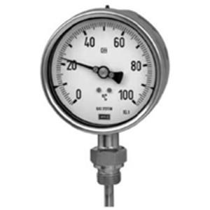 Instrumentación Temperatura Instrumentación Mecánica para temperatura Termómetros dilatación a gas