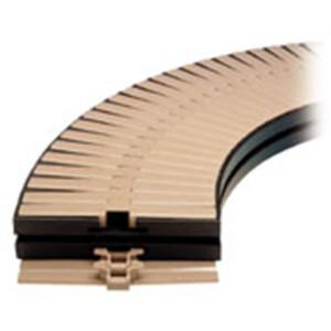Mallas modulares y curvas magnéticas