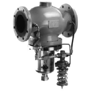 Válvulas de control – Sin energía auxiliar