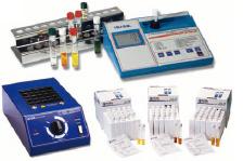 Instrumentación laboratorio alimentario