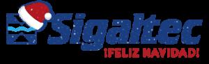 Logo Sigaltec Productos Técnicos Industriales Navidad